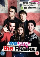 We Are the Freaks - British DVD movie cover (xs thumbnail)