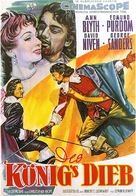 The King's Thief - German Movie Poster (xs thumbnail)