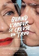 Quand l'amour se creuse un trou - Canadian Movie Poster (xs thumbnail)