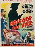 Vice Squad - Belgian Movie Poster (xs thumbnail)