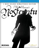 Nosferatu, eine Symphonie des Grauens - Blu-Ray movie cover (xs thumbnail)