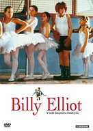 Billy Elliot - Czech DVD movie cover (xs thumbnail)