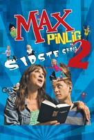Max Pinlig 2 - Danish Movie Poster (xs thumbnail)