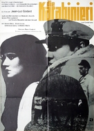 Carabiniers, Les - German Movie Poster (xs thumbnail)