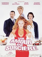 Un amour de sorcière - French Movie Poster (xs thumbnail)
