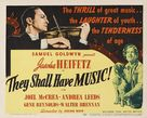 They Shall Have Music - Movie Poster (xs thumbnail)