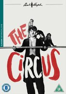 The Circus - British DVD cover (xs thumbnail)