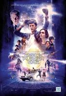 Ready Player One - Spanish Movie Poster (xs thumbnail)