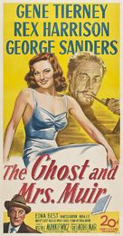 The Ghost and Mrs. Muir - Movie Poster (xs thumbnail)