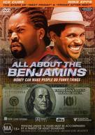 All About The Benjamins - Australian DVD movie cover (xs thumbnail)