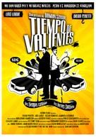 Tiempo de valientes - Argentinian poster (xs thumbnail)