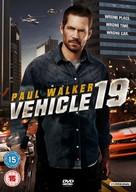 Vehicle 19 - British DVD cover (xs thumbnail)