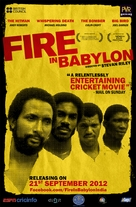 Fire in Babylon - Indian Movie Poster (xs thumbnail)
