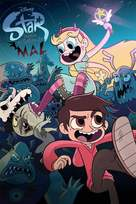 """""""Star vs. The Forces of Evil"""" - Brazilian Movie Cover (xs thumbnail)"""