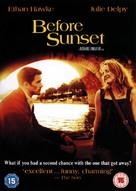 Before Sunset - British DVD movie cover (xs thumbnail)