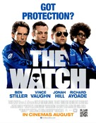 The Watch - British Movie Poster (xs thumbnail)