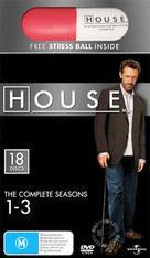 """House M.D."" - Australian DVD movie cover (xs thumbnail)"