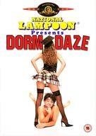 Dorm Daze - British DVD movie cover (xs thumbnail)
