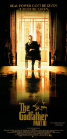 The Godfather: Part III - Australian Movie Poster (xs thumbnail)