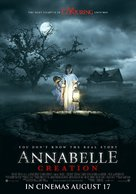 Annabelle: Creation - Lebanese Movie Poster (xs thumbnail)