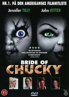 Bride of Chucky - Danish DVD movie cover (xs thumbnail)