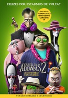 The Addams Family 2 - Portuguese Movie Poster (xs thumbnail)