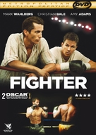 The Fighter - French DVD movie cover (xs thumbnail)
