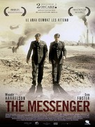 The Messenger - French DVD cover (xs thumbnail)