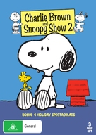 """""""The Charlie Brown and Snoopy Show"""" - Australian DVD cover (xs thumbnail)"""