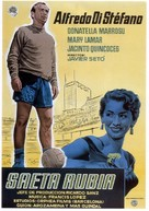 Saeta rubia - Spanish Movie Poster (xs thumbnail)