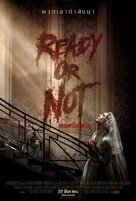 Ready or Not - Thai Movie Poster (xs thumbnail)
