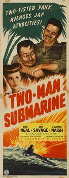 Two-Man Submarine - Movie Poster (xs thumbnail)