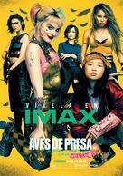 Harley Quinn: Birds of Prey - Mexican Movie Poster (xs thumbnail)
