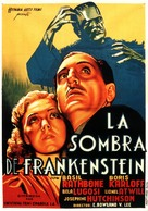 Son of Frankenstein - Spanish Movie Poster (xs thumbnail)