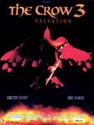 The Crow: Salvation - French Movie Poster (xs thumbnail)