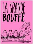 La grande bouffe - French Movie Poster (xs thumbnail)