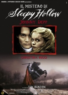 Sleepy Hollow - Italian Theatrical movie poster (xs thumbnail)