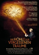 Cave of Forgotten Dreams - German Movie Poster (xs thumbnail)