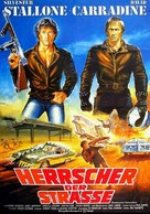 Death Race 2000 - German Movie Poster (xs thumbnail)