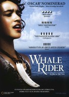 Whale Rider - Swedish poster (xs thumbnail)