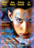 Stealing Beauty - Mexican Movie Poster (xs thumbnail)