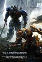 Transformers: The Last Knight - Danish Movie Poster (xs thumbnail)