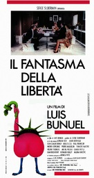 La fantôme de la liberté - Italian Movie Poster (xs thumbnail)
