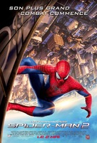 The Amazing Spider-Man 2 - Canadian Movie Poster (xs thumbnail)