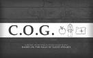 C.O.G. - Movie Poster (xs thumbnail)