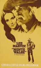 Monte Walsh - poster (xs thumbnail)