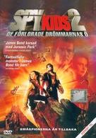Spy Kids 2 - Swedish DVD movie cover (xs thumbnail)