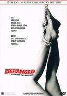 Deranged - German DVD movie cover (xs thumbnail)