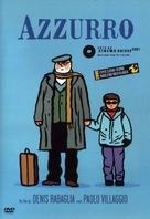 Azzurro - Italian DVD movie cover (xs thumbnail)