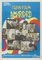 Amarcord - Italian Movie Poster (xs thumbnail)